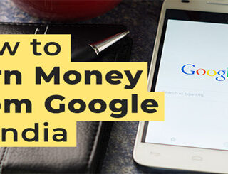 Earn Money With Google